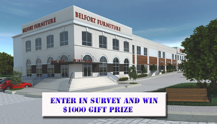 Belfort Furniture Survey