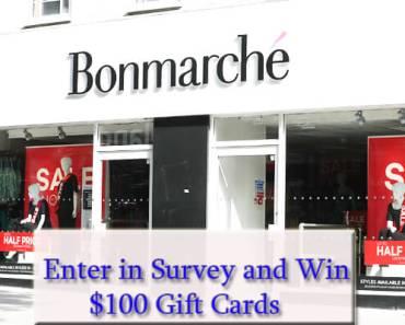 Bonmarche' Customer Feedback Survey