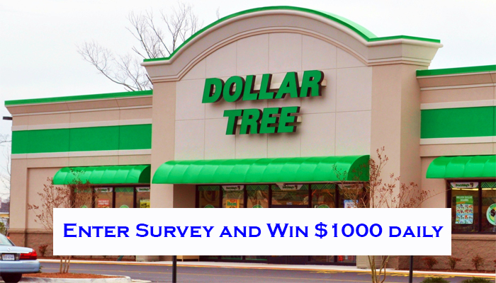 DollarTree Feedback Survey