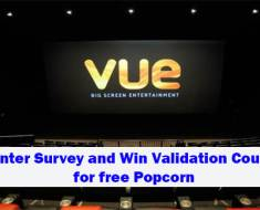 MyVue Customer Survey
