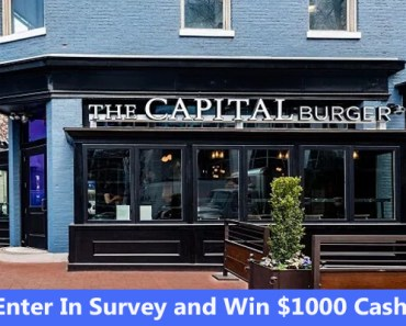 Capital Burger Survey