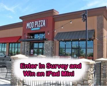 MOD Pizza Survey