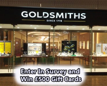 Goldsmiths Feedback Survey