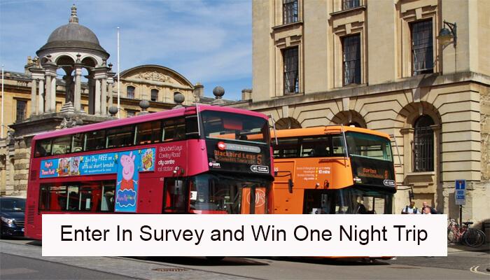 Oxford Bus Feedback Survey