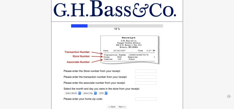 86c46736075 www.ghbass.pleaserateus.com – Take G.H. Bass Survey to Win a  500