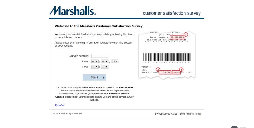 Marshalls-Customer-Satisfaction-Survey