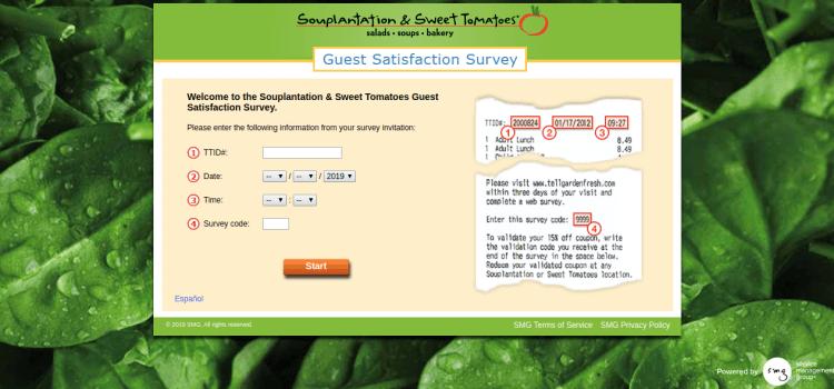 www.tellgardenfresh.com – Join Garden fresh Market Survey To Win 15% Off