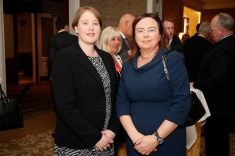 Johanna Gill and Rosie Mulvany