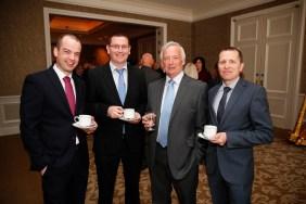 Damien Giles, Stephen McNulty, John Cahill and Stephen Stewart
