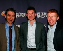 Daragh Sheehan, Sean Ryan Mc Caffery, Ronan Mc Namara