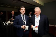 William Lambe and Cathal Austin from Bannon