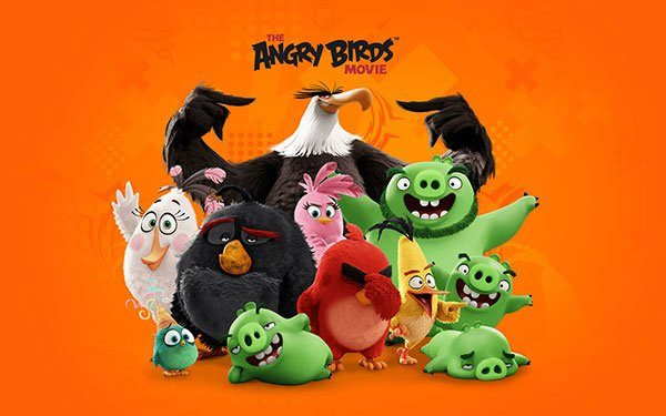 Clay Kaytis Fergal Reilly S The Angry Birds Movie 2016 Review Survi Reviews