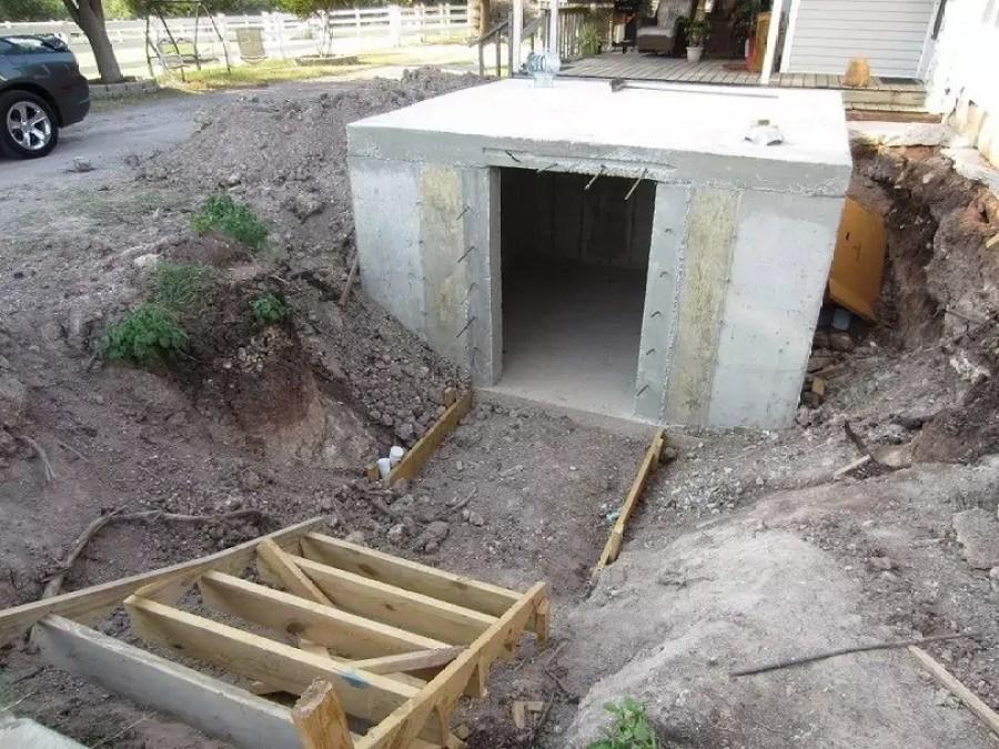 Bunker obstacles