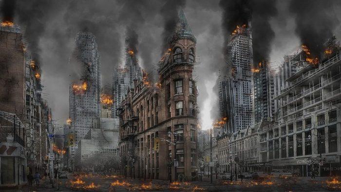 Technologische Katastrophe Survival Guide Survival Tipp
