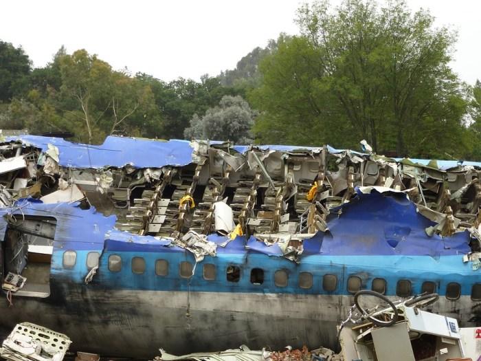 Survival, Wie kann man einen Flugzeugabsturz ueberleben