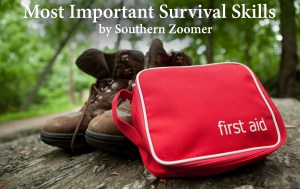 most important survival skills