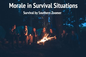 morale in survival situations