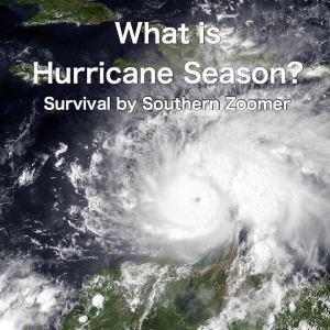 what is hurricane season