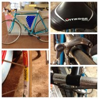 Vintage Specialized Racing Bike Found At Goodwill