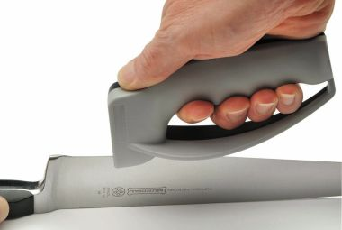 How To Use A Handheld Knife Sharpener