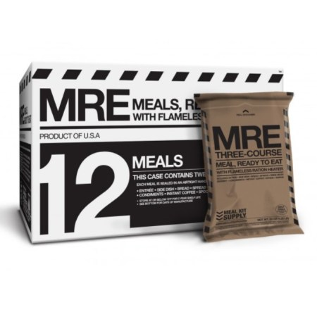 Meals Ready to Eat - MREs