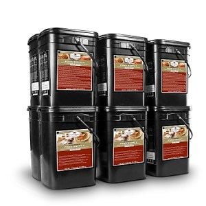 Wise 1440 Serving Package of Long Term Survival Food