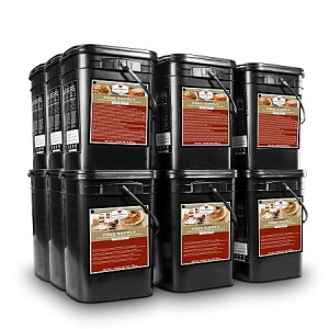 Wise 2160 Serving Package of Long Term Survival Food