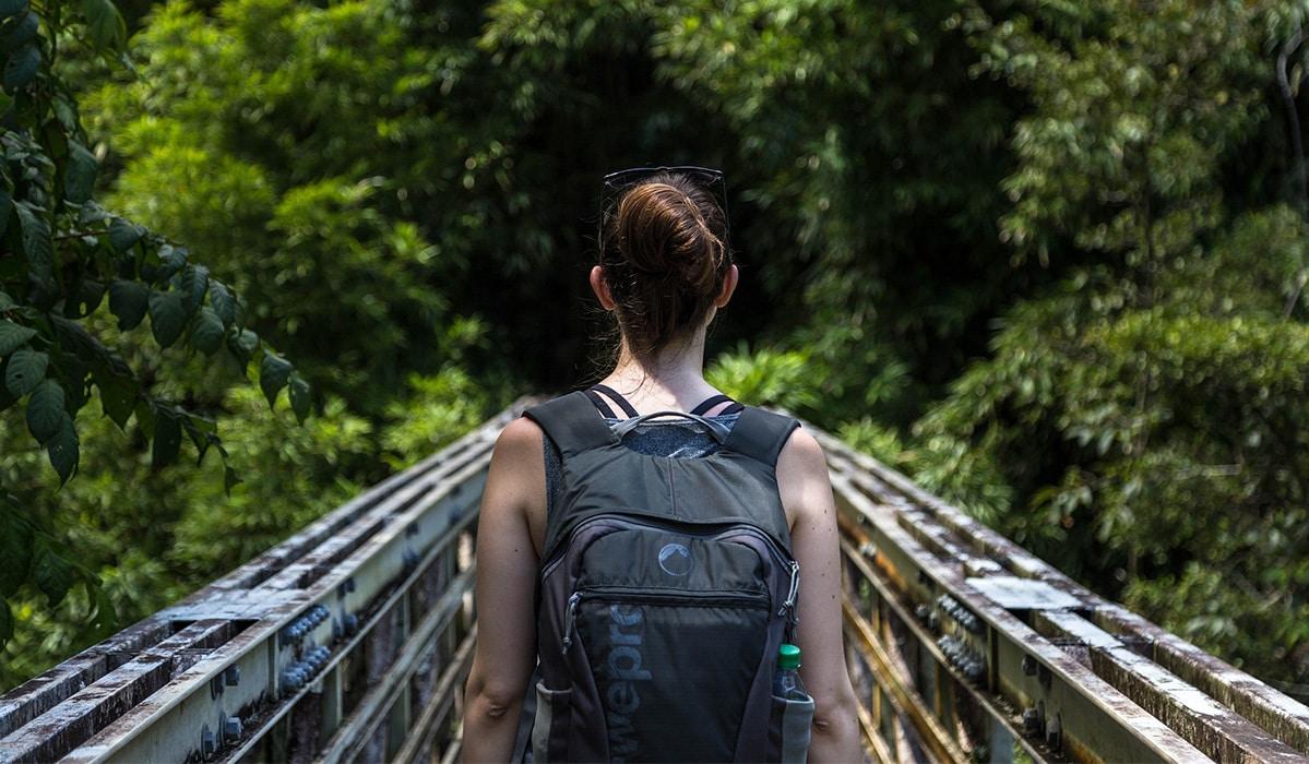 external-frame-backpack