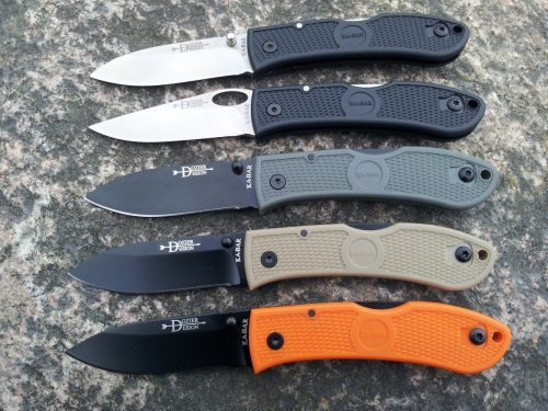 Best edc knife steel comparison