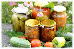 How to Preserve Food