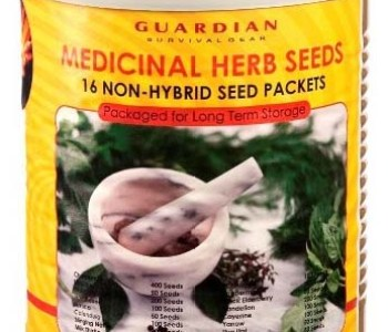 Survival garden seeds