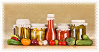 Choosing the Best Foods for Home canning