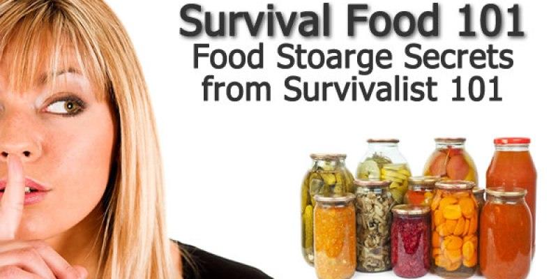 Survival Food 101