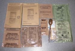 MRE vs. Freeze Dried Food