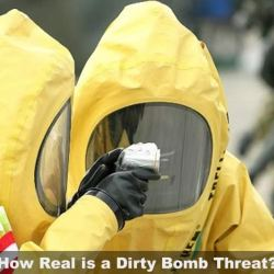 Dirty Bomb Attack: How Real is the Threat?