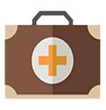 First Aid Section - Bug Out Bag List