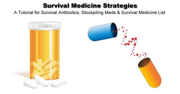 Survival Medicine Strategies