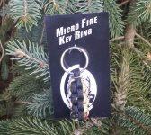 Micro Fire Key Ring
