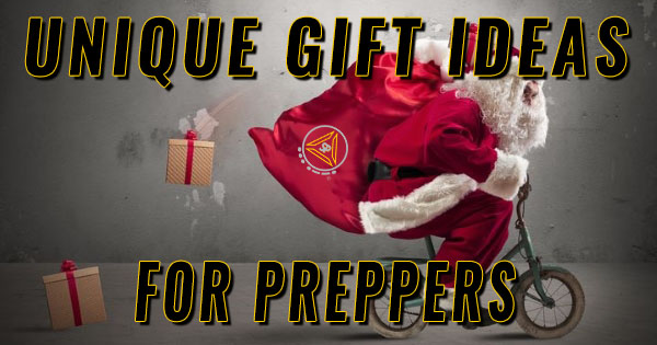 Unique Prepper Gifts for Christmas and Holidays