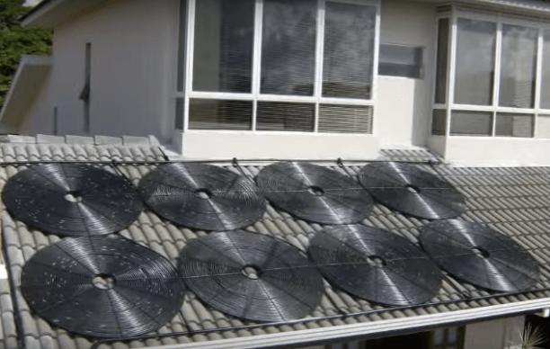 Solar Water Heater Simple DIY Project