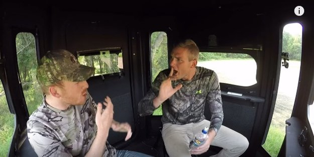 The Noisy Ted | Hunting Stereotypes | The Irritatingly Hilarious Side Of Hunting