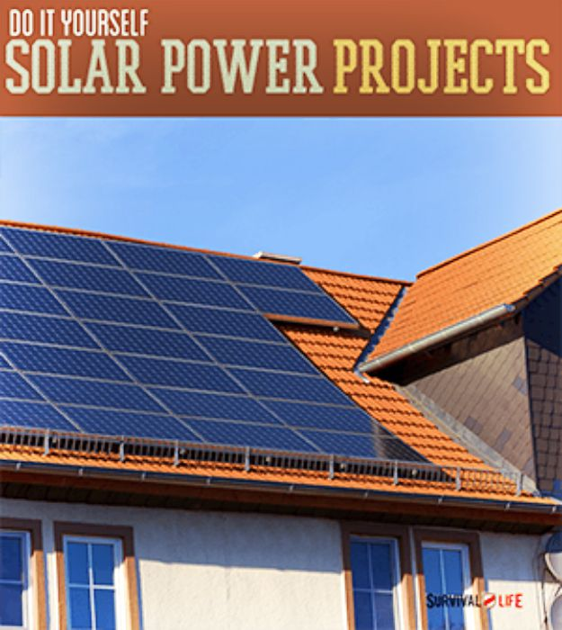 Placard | DIY Solar Power Projects For Survival And Self-Sufficiency
