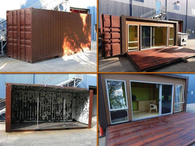 Storage Container Fortress | DIY Home Security for Preppers | Badass SHTF Home Defense