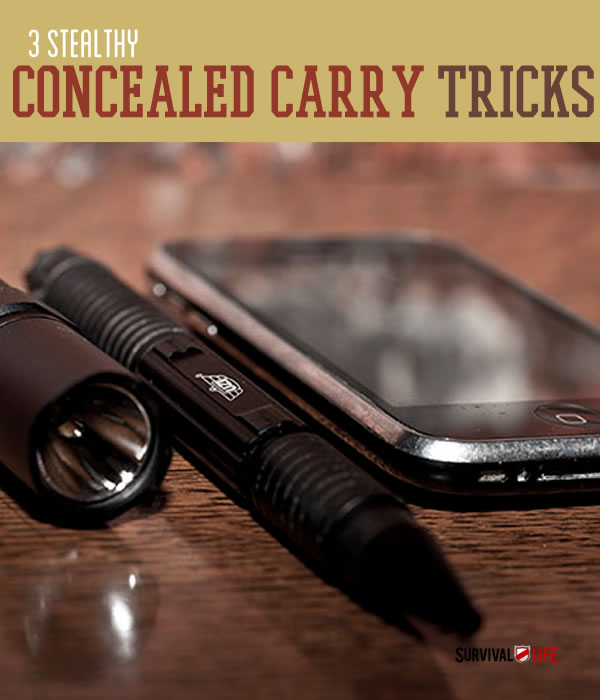 Placard | Stealthy Concealed Carry Tricks | Concealed Carry Technique