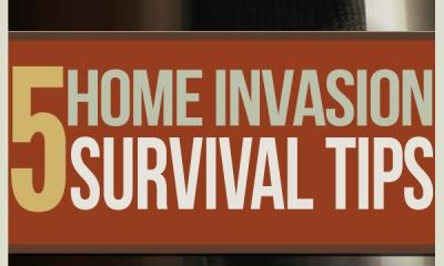 5 home invasion defense tips