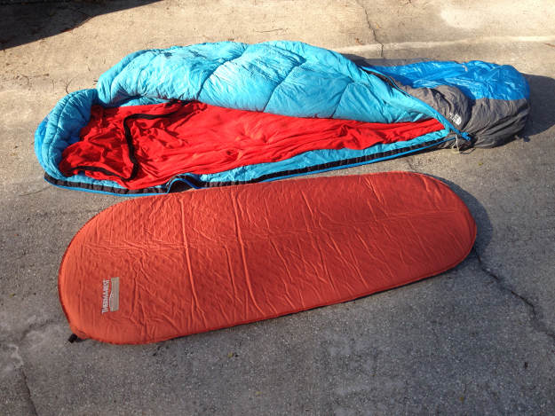 Sleeping Bag and Fleece Liner | 25 Winter Bug Out Bag Essentials You Need To Survive