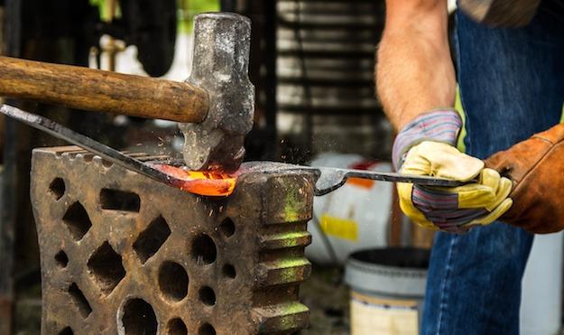 Blacksmithing: Useful Hobby and Survival Skill