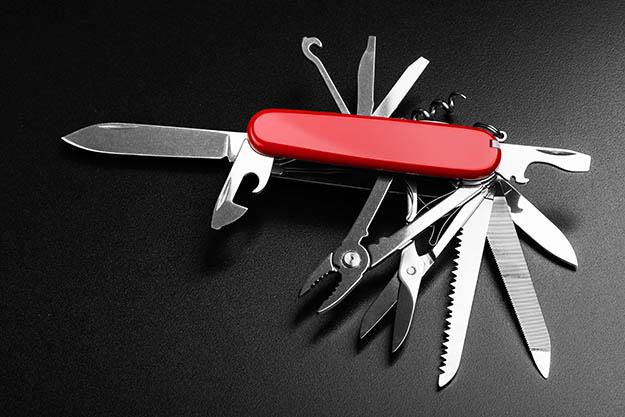 preparedness, self defense, swiss army knife, survival weapon