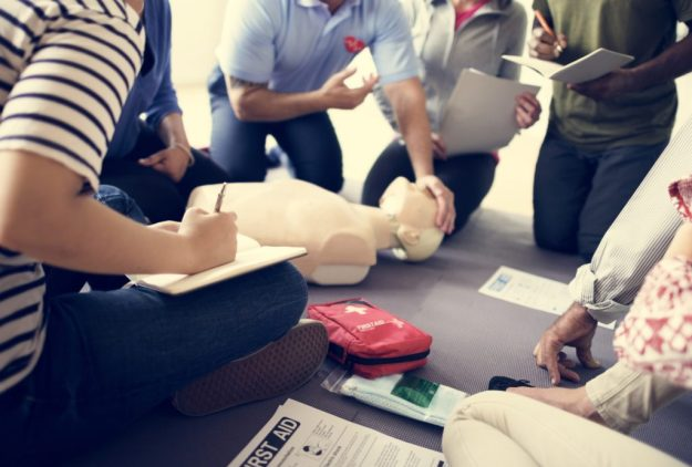 first aid prepardness tips