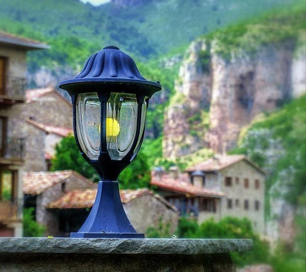 Emergency Lights from Solar